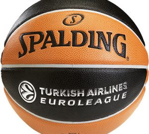 spalding euroleague tf1000