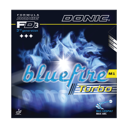 Donic Bluefire M1 - Turbo